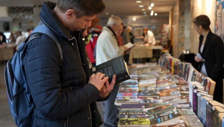 Notiks ikgadējie Rīgas grāmatu svētki