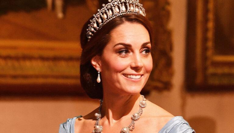 """Кейт Миддлтон встретила короля Нидерландов в """"худшем платье в своей жизни"""""""