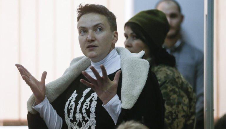 """""""Или мир, или Третья мировая"""". Савченко предсказала потерю Донбасса"""