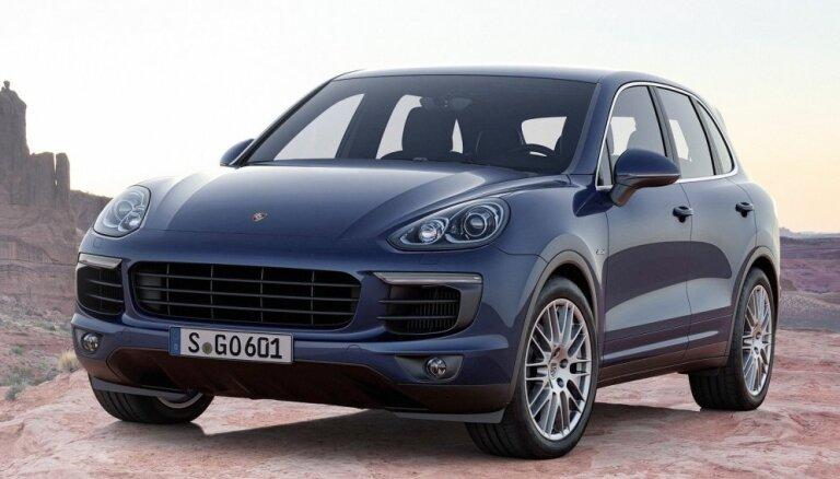 Новый скандал: Porsche должен отозвать 22 тысячи машин в Европе