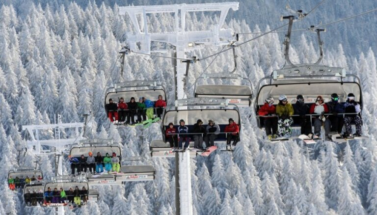 Зима без лыж? Что ждет латвийские и европейские горнолыжные трассы этой зимой