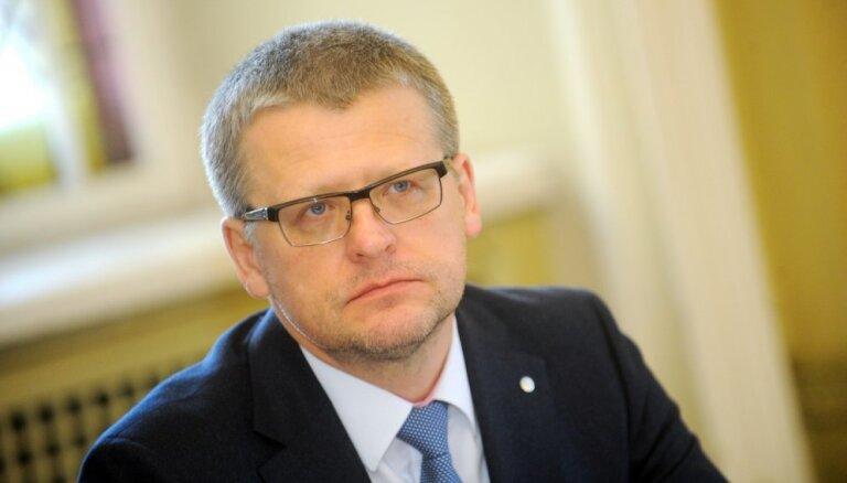 Белевич вышел из Латвийской зеленой партии