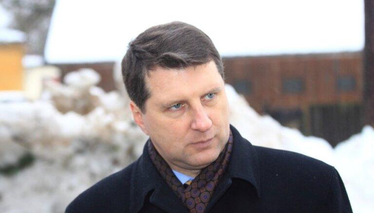 Вейонис: российские самолеты у границ Латвии — привычное явление