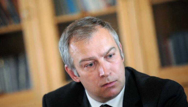 Par 'Pasažieru vilciena' valdes priekšsēdi iecelts Andris Lubāns