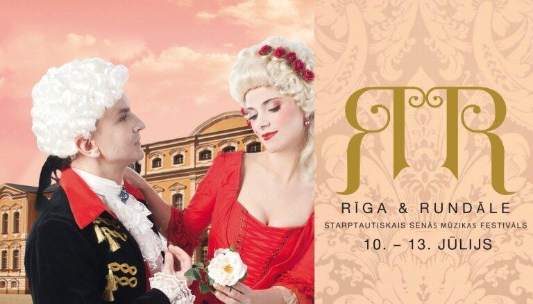 Rīgā un Rundālē norisināsies 25. Starptautiskais Senās mūzikas festivāls