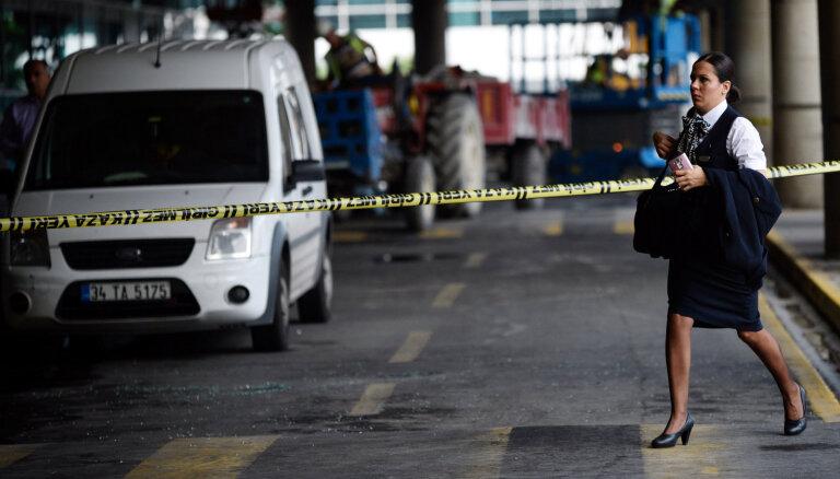 У аэропорта близ авcтрийского Линца прогремел взрыв, девять пострадавших