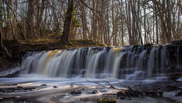 ФОТО. В поисках весны: красивые водопады Ивандес