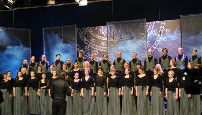 LTV1 un 'Esplanādē 2014' - Eiropas koru sadziedāšanās tiešraide no Vīnes
