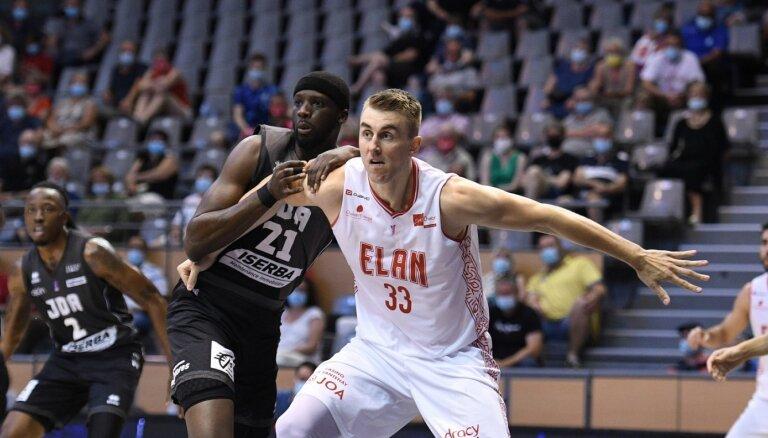Meiers paliks no Francijas augstākās līgas izkritušajā 'Elan Chalon' komandā