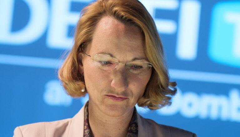 Melbārde kandidēs Eiropas Parlamenta vēlēšanās