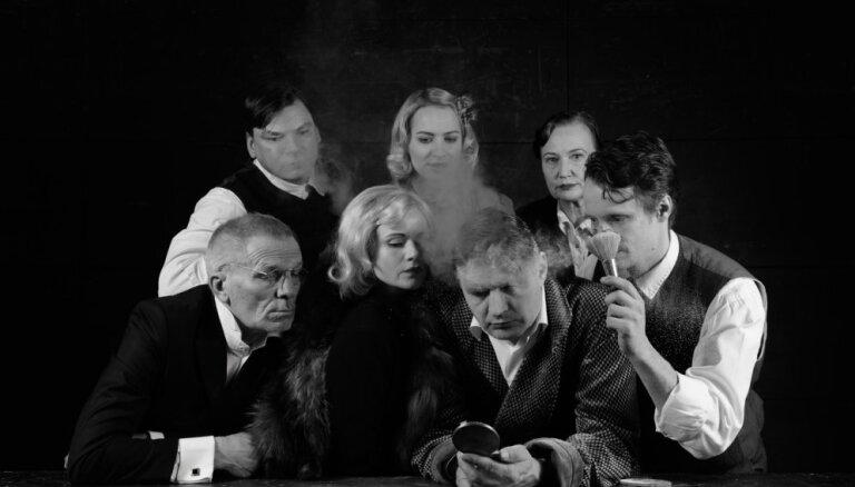 Dmitrijs Petrenko Liepājas teātrī iestudē ilūziju drāmu 'Ģērbējs'