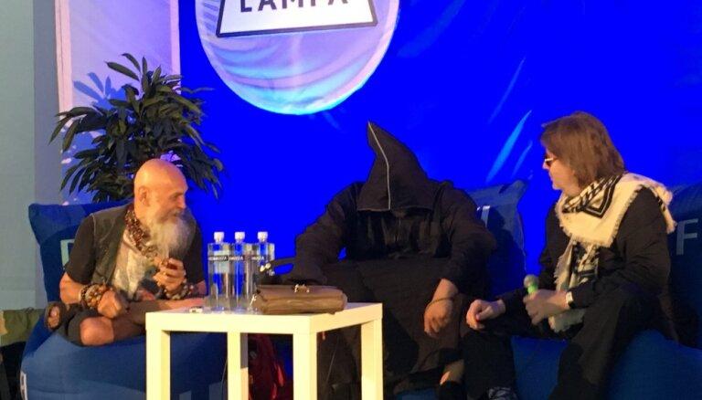 Festivāls 'Lampa' izziņo programmu: sarunas teju 700 stundu garumā