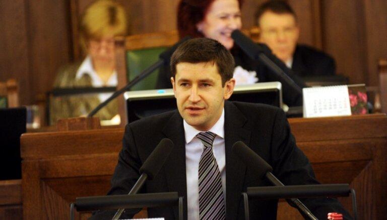 После утверждения правительства в Сейме будут работать Домбровский, Кирштейнс и Абу Мери
