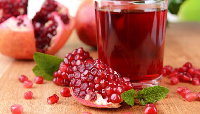 Гранатовый сок: польза и противопоказания