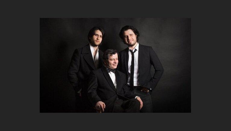 Jūrmalā un Rīgā būs pianistu Osokinu koncerti