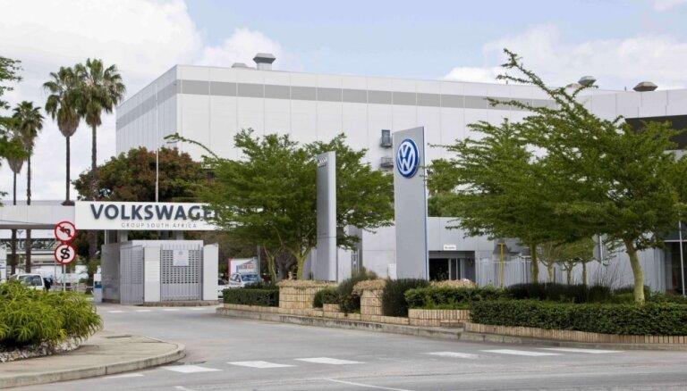 Дизельный скандал: следователи провели обыски на заводе Volkswagen и в квартирах сотрудников