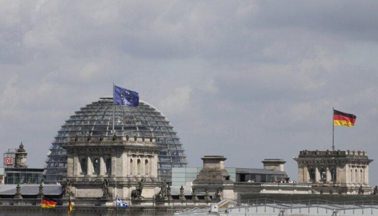 Centrālā banka: Vācijas ekonomikai trešajā ceturksnī iespējama recesija