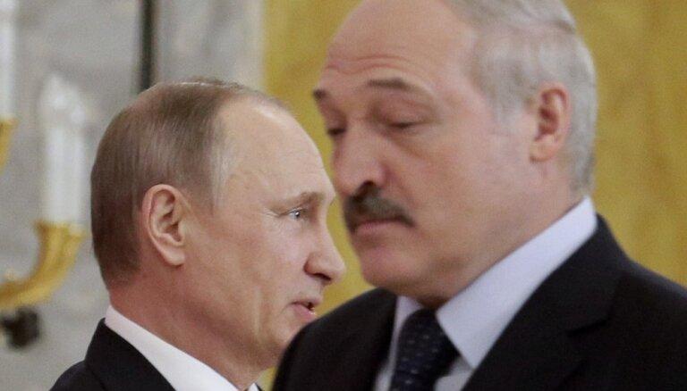 Лукашенко и Путин не договорились о пересмотре цен на газ