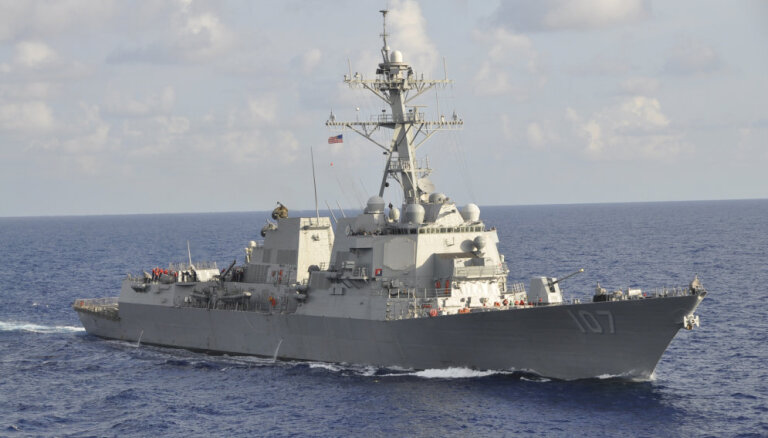 В Балтику вошли корабли НАТО. Российский флот приведен в боевую готовность