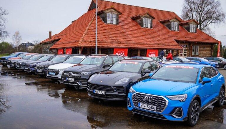 Nobalsot par 'Latvijas Gada auto 2020' simpātiju var līdz piektdienas pēcpusdienai