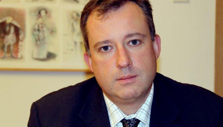 Uldis Cērps iesaistās sacensībā par Latvijas Bankas vadītāja krēslu