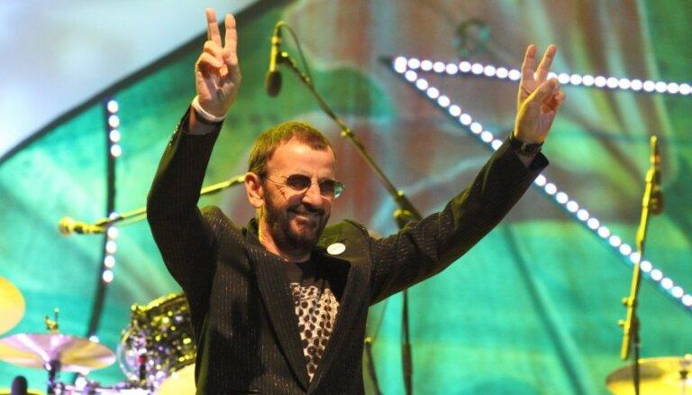 Ринго Старра приняли в Зал славы рок-н-ролла