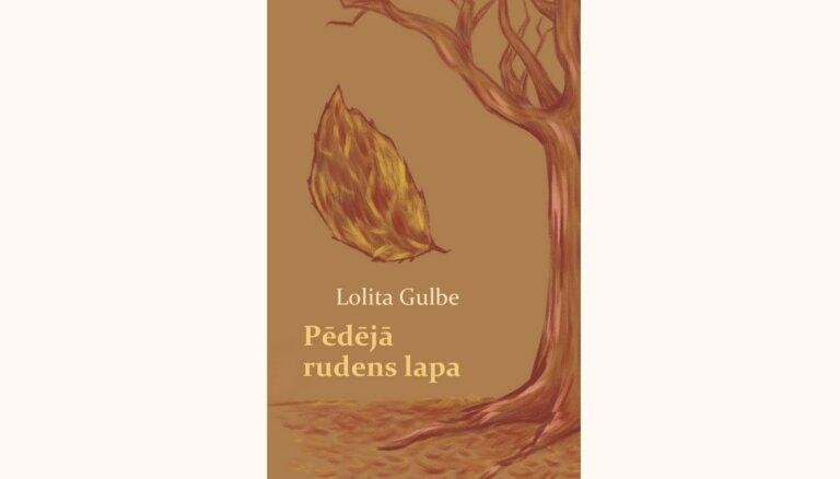 Iznācis trimdas dzejnieces Lolitas Gulbes dzejas krājums