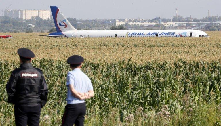 "Чем посадка A321 на кукурузном поле похожа на ""чудо на Гудзоне""? Объясняют эксперты"
