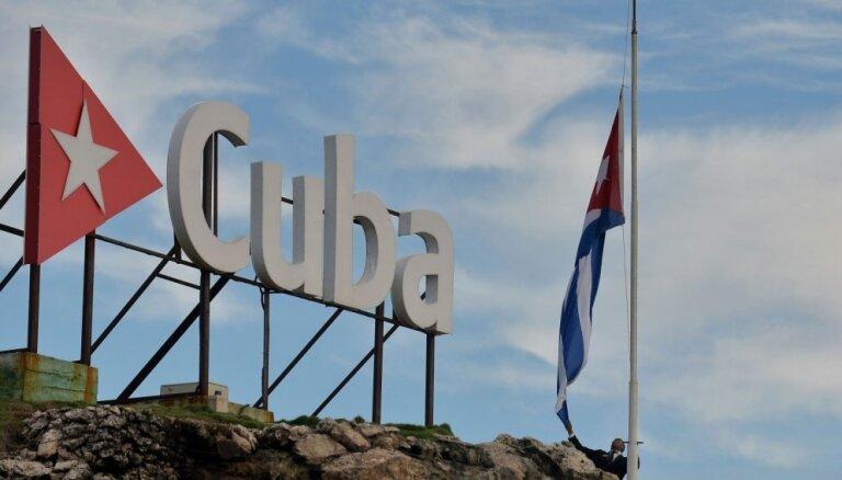 Kuba apstiprina 110 cilvēku bojāeju lidmašīnas katastrofā
