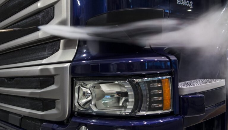 Латвия пережила бум продаж грузовых автомобилей