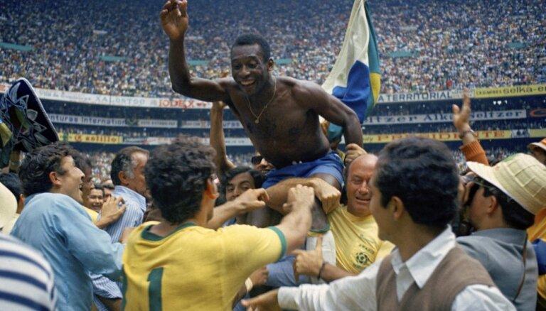От Пеле до Саленко: главные рекорды чемпионатов мира по футболу