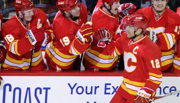 Kalgari 'Flames' iemūžinās Džeroma Iginlas spēlētāja numuru