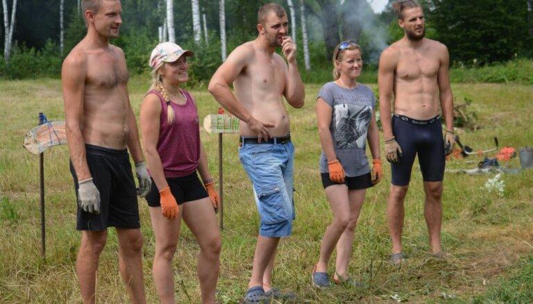 'Lauku sētas' kaislības: puišu komanda piedzīvo nodevību