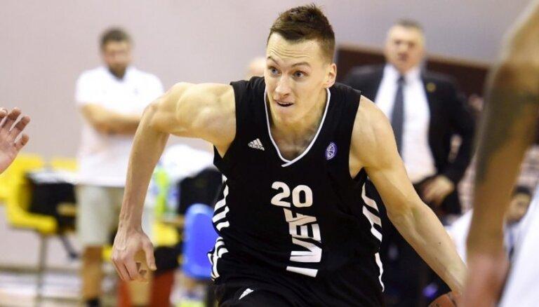 'VEF Rīga' basketbolisti zaudē arī Vienotās līgas pastarīšu duelī