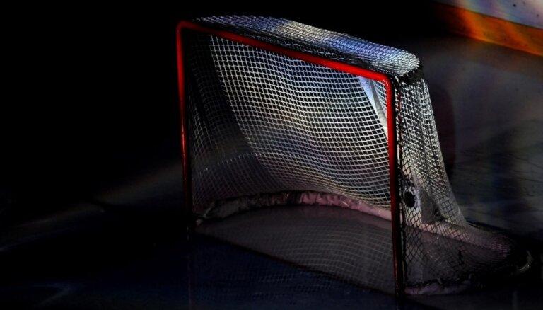 Latvijas klubu hokeja izlase Baltijas Izaicinājuma kausa spēlē pieveic Lietuvu