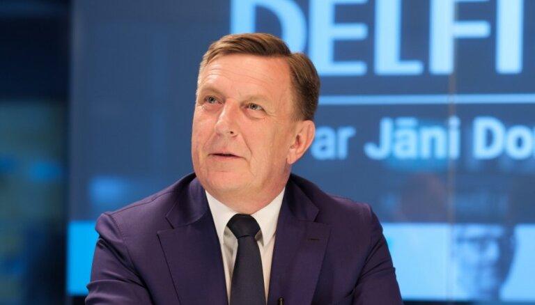 Jaunās partijas vēl 'nespēj nolaisties uz zemes', saka Kučinskis