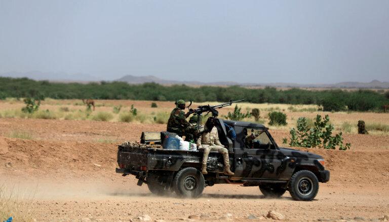 Gangsteri uzbrukumā Nigērijas ziemeļos nogalina 43 cilvēkus