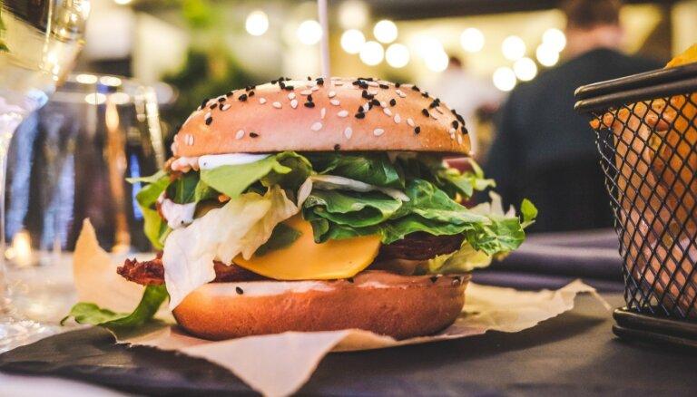 Vai burgeram ir vieta restorānu ēdienkartē? Atbild šefpavāri