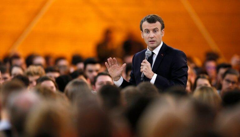 Vēstnieka atsaukšana no Itālijas ir svarīgs brīdinājums, paziņo Francija