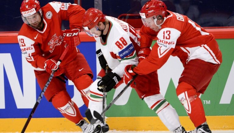 Dānija pēc uzvaras pār Baltkrieviju uz pirmo divīziju aizsūta Slovēniju