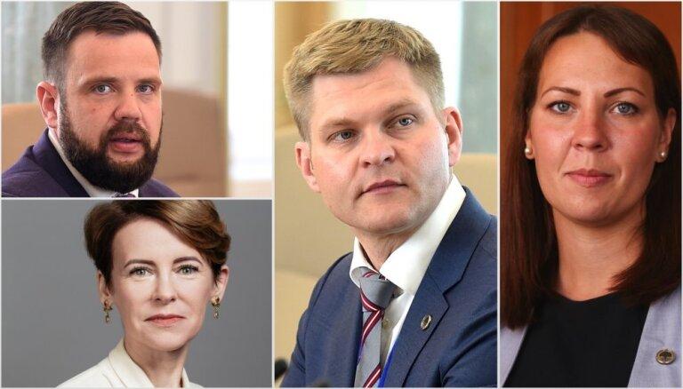 Jaunie ministri: kas viņi ir, kas viņu makos, kādas latiņas uzstāda nozare