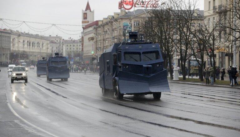 Baltkrievijā aizturēts bijušais Lukašenko apsardzes priekšnieks