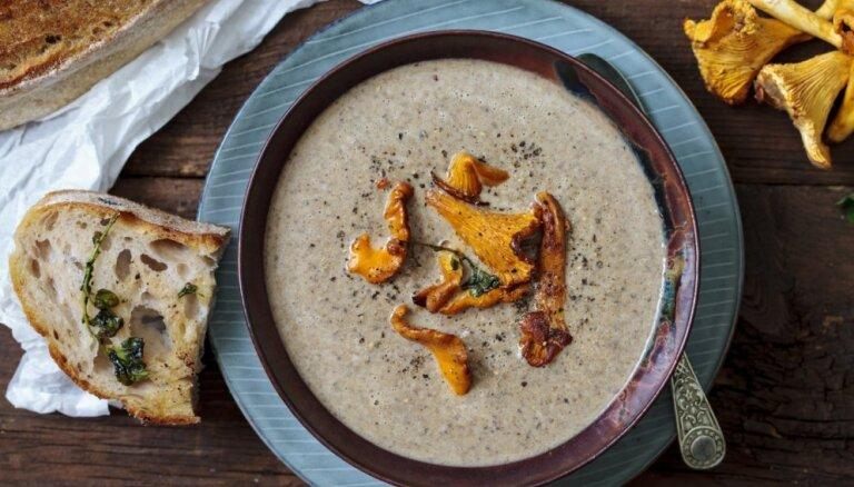 12 sildošu zupu receptes drēgnam vakariņu laikam