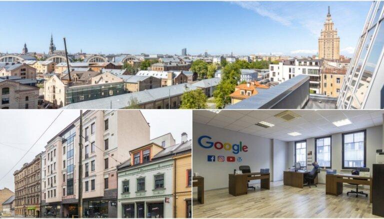 ФОТО: Неплатежеспособный латвийский банк распродает недвижимость в России и здания в Риге