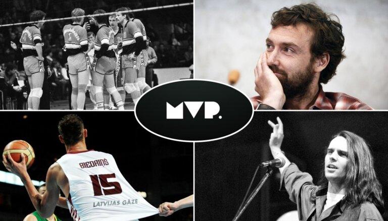 MVP: Kā radās hokeja himna, nomuļļātais basketbols un Ozo duncis Irbes mugurā