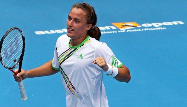 Sensacionāli 'Australian Open' ceturtdaļfinālā iekļūst ukrainis Dolgopolovs