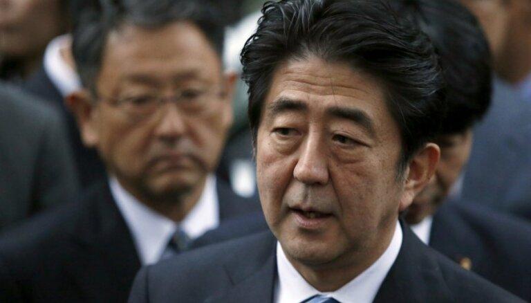 Japāna gatavojas piešķirt Ukrainai finanšu aizdevumu