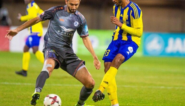 'Riga FC' pirmo reizi izcīna Latvijas kausu futbolā, mača varonis – vārtsargs Ozols