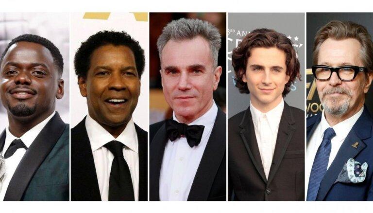 'Oskara' balvu gaidot. Pieci talantīgākie aktieri pērn