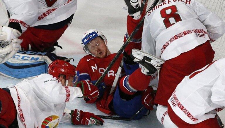 ВИДЕО: Белорусы одержали вторую победу, швейцарцы заняли второе место